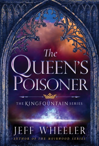 Review – The Queen's Poisoner by Jeff Wheeler