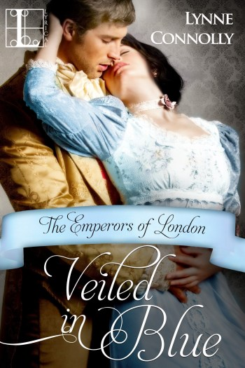 Review – Veiled in Blue by Lynne Connolly