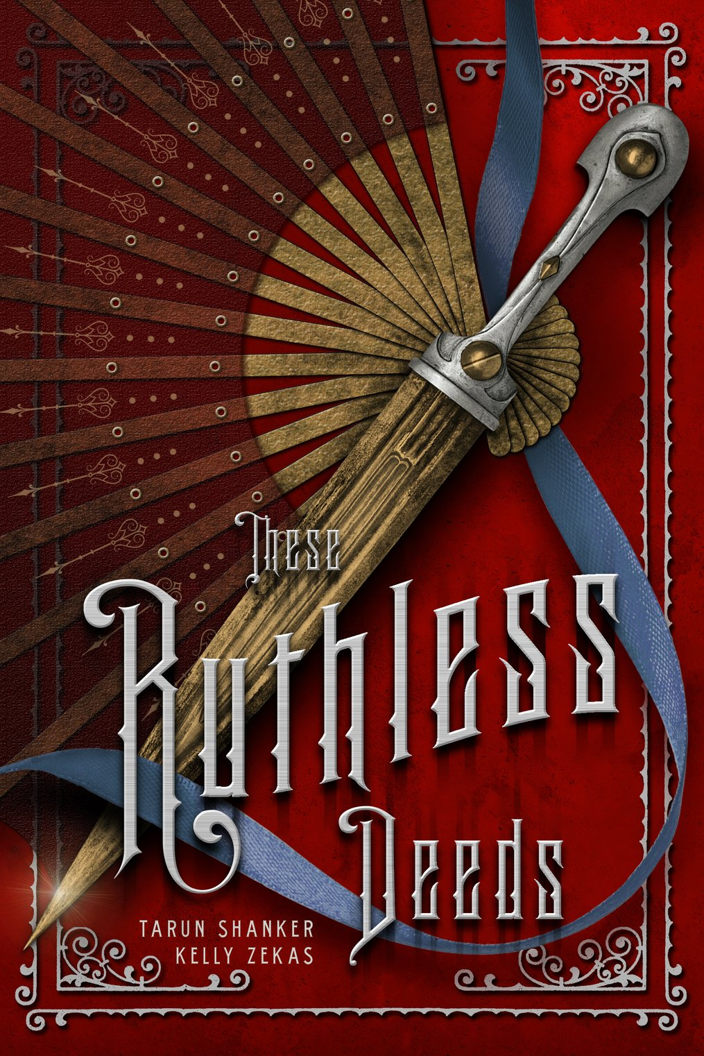 Review – These Ruthless Deeds by Tarun Shanker & Kelly Zekas
