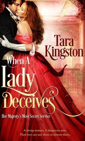 Review – When a Lady Deceives by Tara Kingston