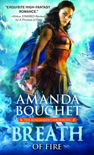 Review – Breath of Fire by Amanda Bouchet