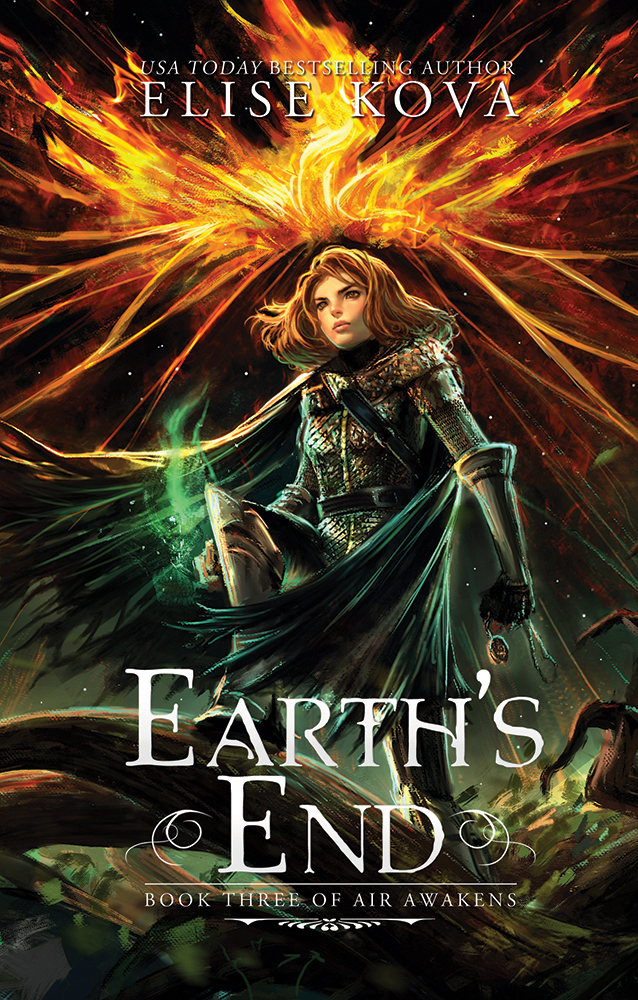 Review – Earth's End by Elise Kova