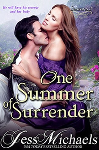 Review – One Summer of Surrender by Jess Michaels