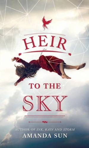 Review – Heir to the Sky by Amanda Sun