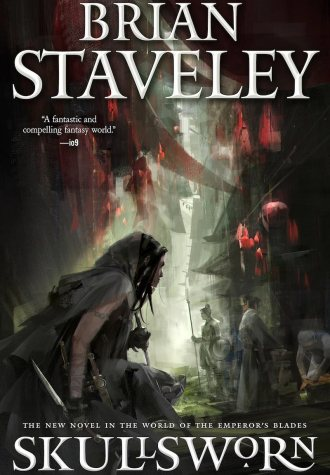 Review – Skullsworn by Brian Staveley
