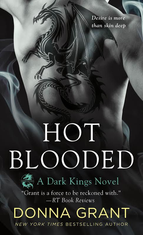 Review – Hot Blooded by Donna Grant