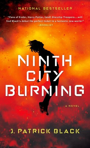 Mini Review – Ninth City Burning by J. Patrick Black