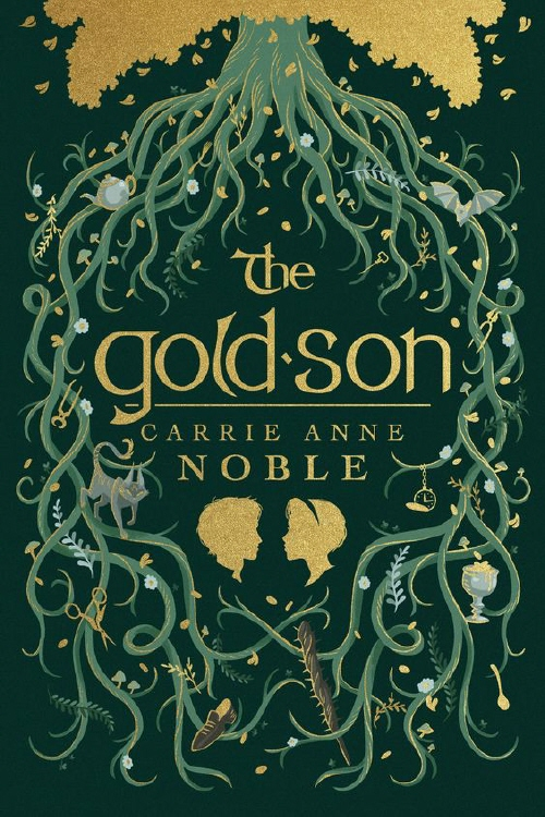 Review – The Gold-Son by Carrie Anne Noble
