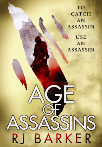 Review – Age of Assassins by R.J. Barker