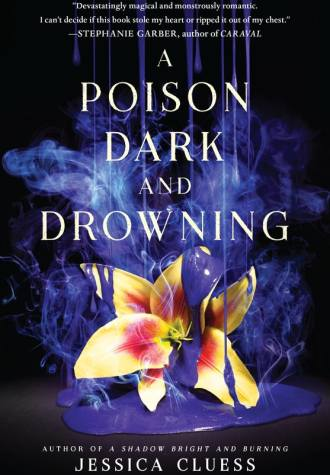 Blog Tour Review – A Poison Dark and Drowning by Jessica Cluess