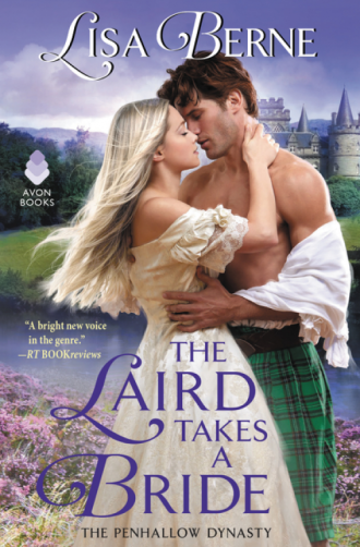 Review – The Laird Takes a Bride by Lisa Berne