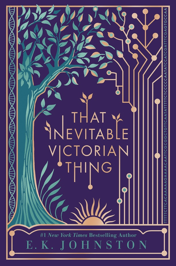 Review – That Inevitable Victorian Thing by E.K. Johnston