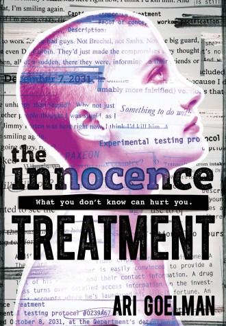 Review – The Innocence Treatment by Ari Goelman