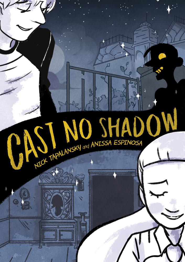 Review – Cast No Shadow by Nick Tapalansky & Anissa Espinosa