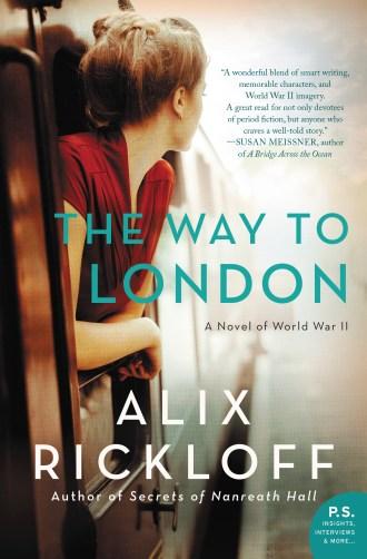 Author Interview with Alix Rickloff