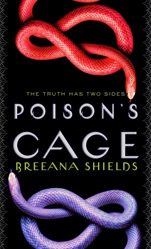 Review – Poison's Cage by Breeana Shields