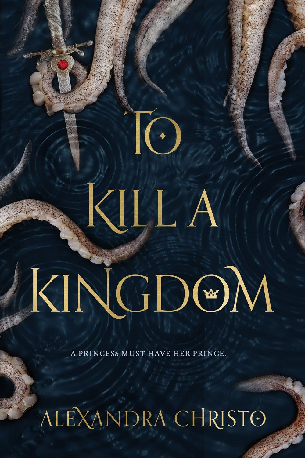 A Book with Everything but a Hook | To Kill a Kingdom by Alexandra Christo
