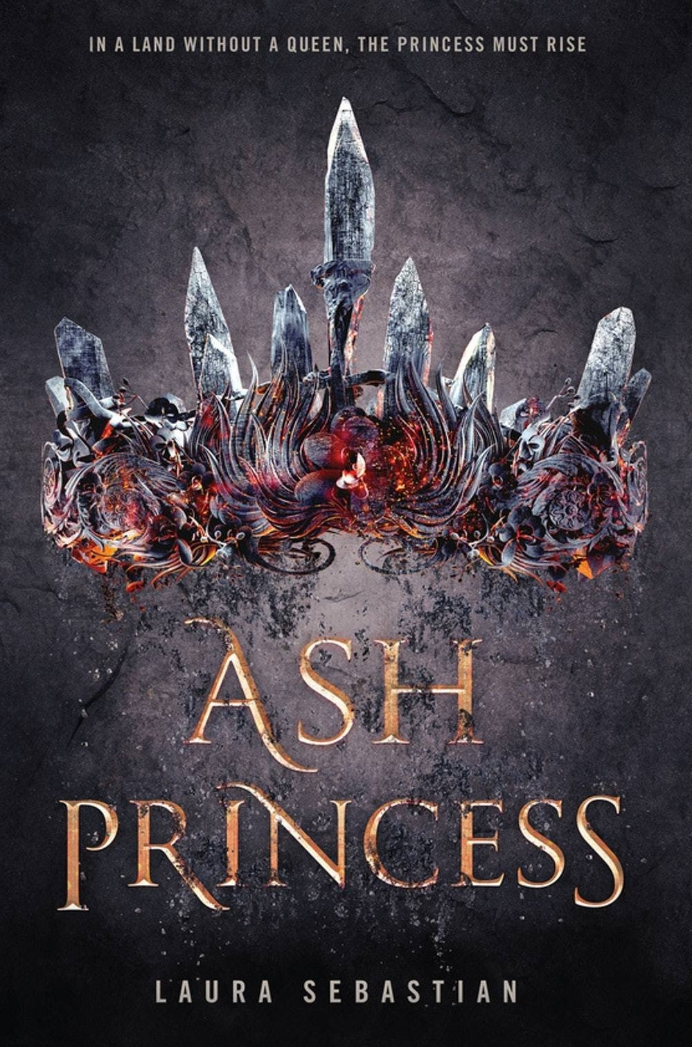 Rebellion Plot, Love Triangle, I've Read This? | Ash Princess by Laura Sebastian