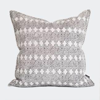 MAYA | Cushion Cover | Charcoal