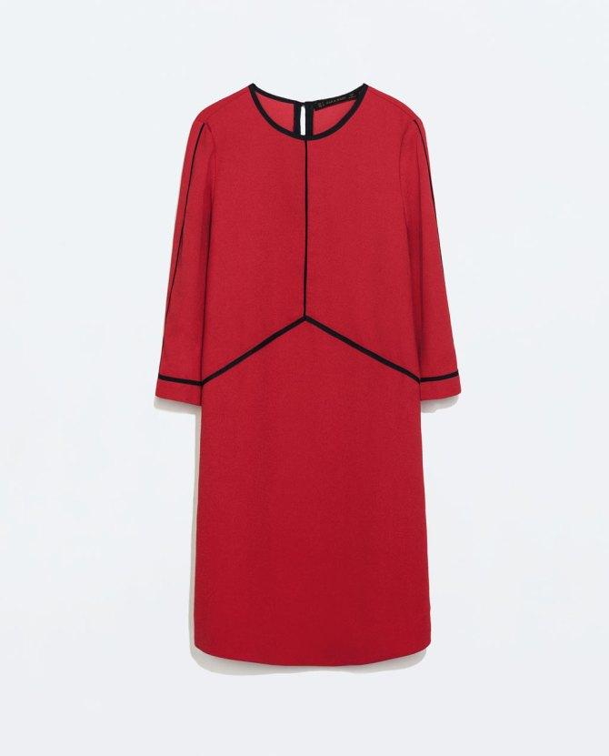 Zara-Red-Dress