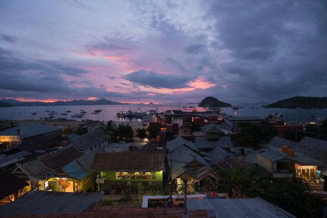 Labuan Bajo harbour-Flores-Indonesia-Danielle Da Silva