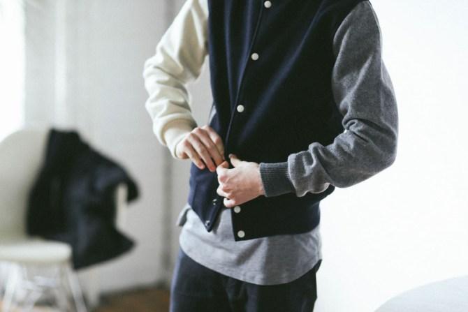 varsity jacket # 1