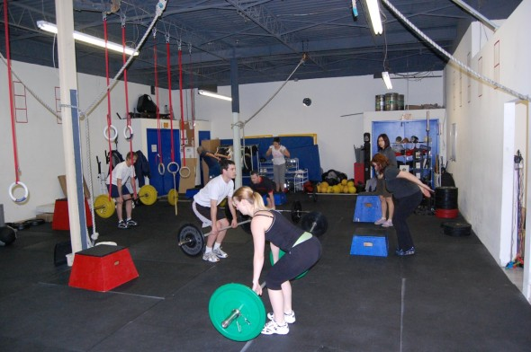 Cross Fit TO
