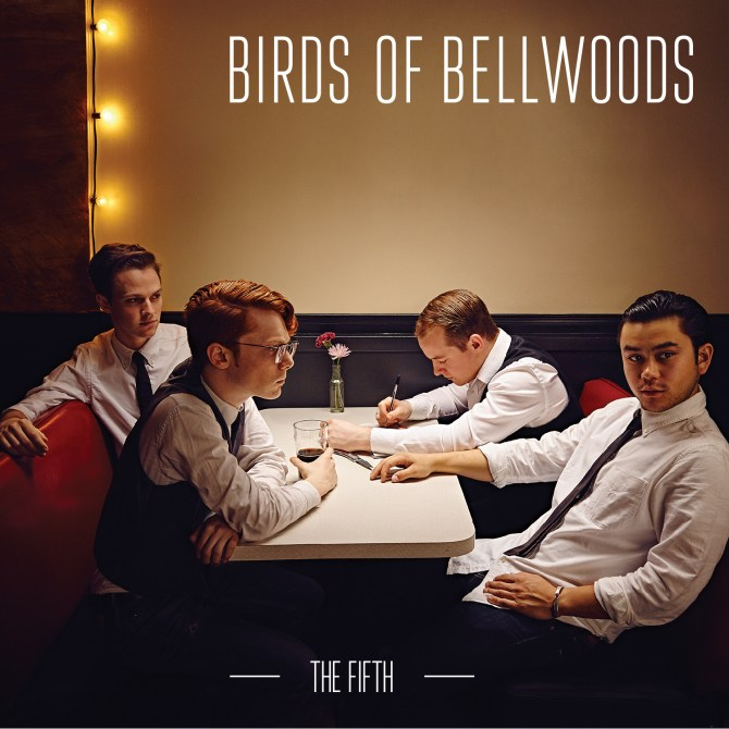 Birds of Bellwoods - The Fifth - Front Cover