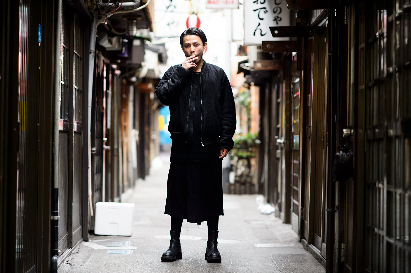 Japanese Street Style Men Images