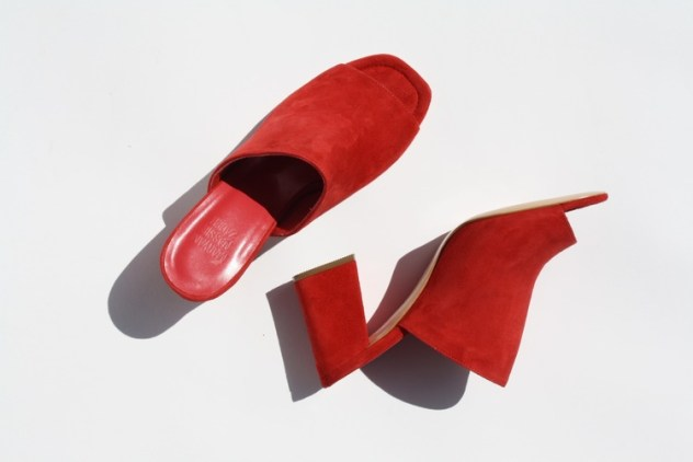 maryam nassir zadeh red mule