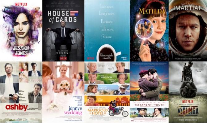 Netflix Posters IMG