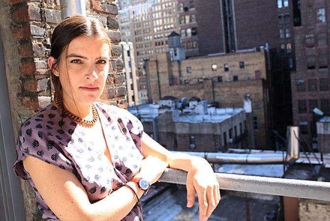 Rachel Comey for NY Magazine