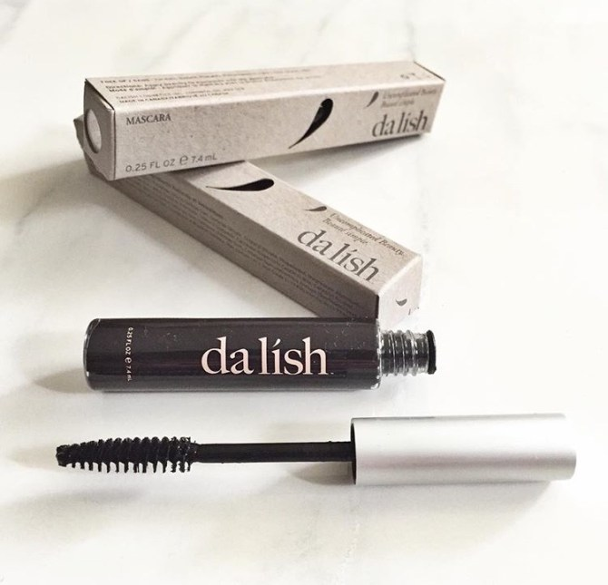 DaLish mascara