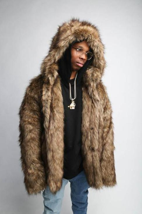 C2H4 Los Angeles fur jacket/Courtesy of ODNAB website