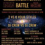 MILLENNIUM FUNK'N DANCE BATTLE
