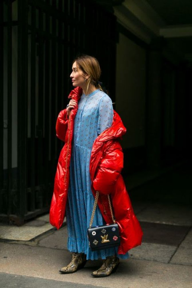 The Best Of Mfw Street Style Novella