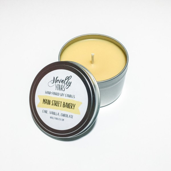 main street bakery candle