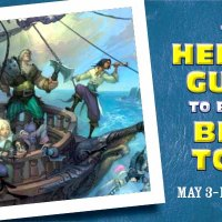 Exclusive Interview with Cap'n Gabberman, from The Hero's Guide to Being an Outlaw by Christopher Healy + Blog Tour Contest