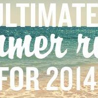 14 Ultimate YA Summer Reads for 2014