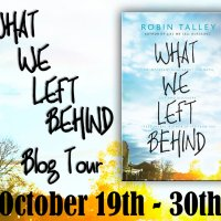 What We Left Behind by Robin Talley: Exclusive Excerpt + Blog Tour Contest