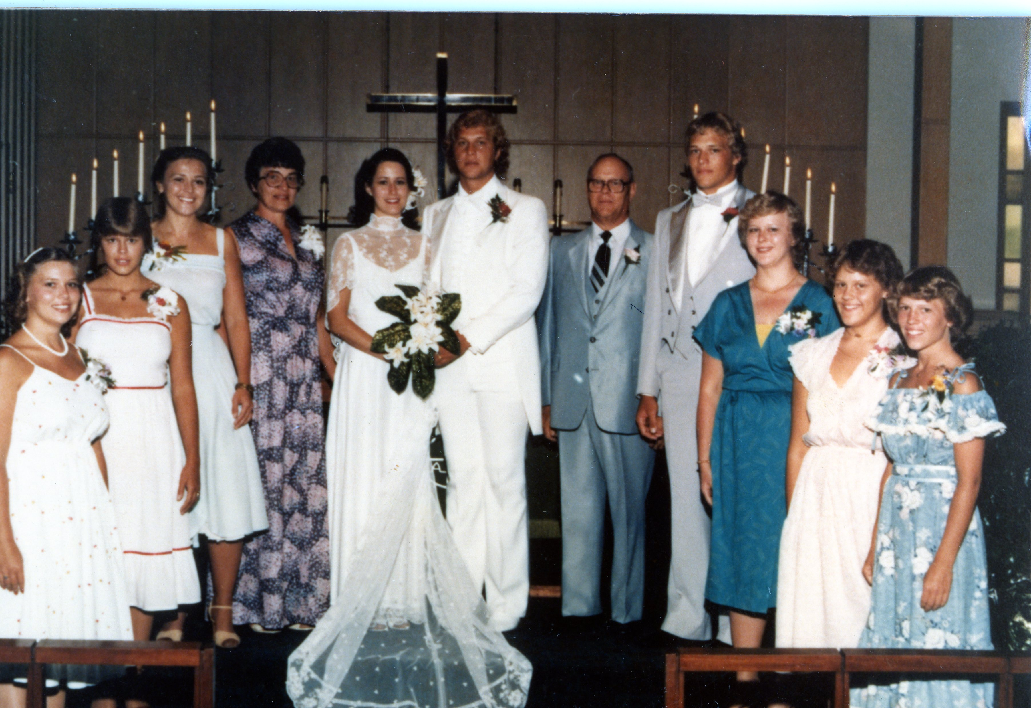Mark's Wedding 1981