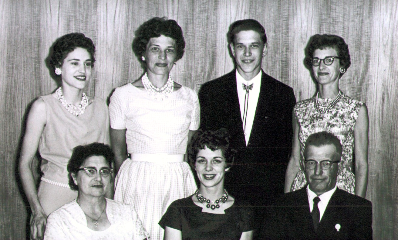 Kokesh Family early 60s