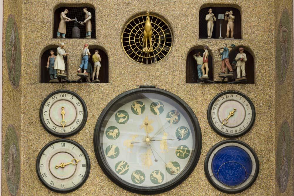 Astronomical Clock Details