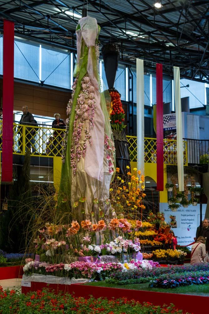 Flora Olomouc, Exhibition Hall, Spring, 2016, Olomouc, Czech Republic