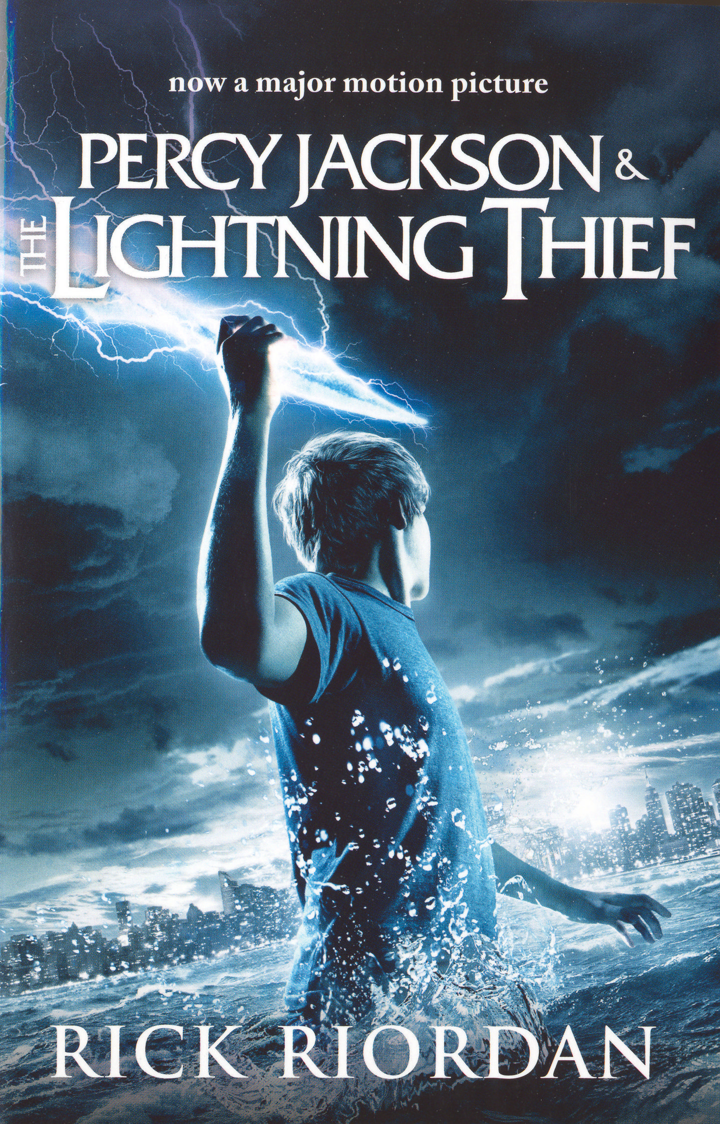 Percy Jackson Amp The Lightning Thief