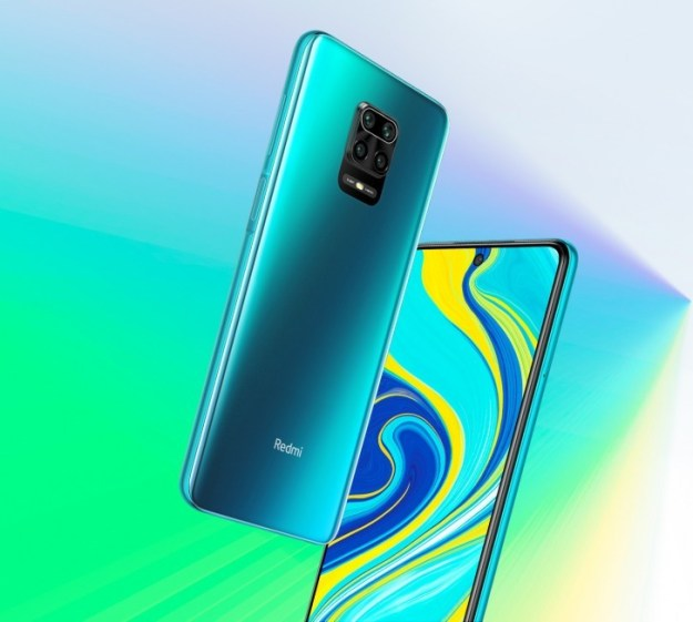 Redmi Note 9S announced with a huge 5,020 mAh battery and Snapdragon 720G