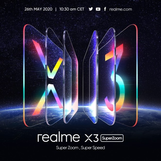 Realme May 25 and 26 events - what to expect