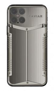 Caviar iPhone 12 Pro Victory Titanium