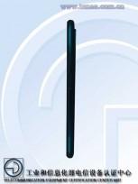 Huawei nova 7 SE Vitality Edition (CND-AN00), photos by TENAA