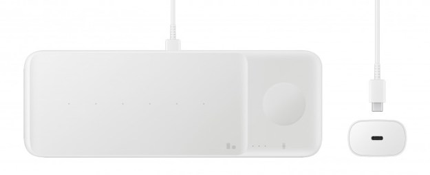 Samsung's Wireless Charger Trio appears on Samsung site, reveals more specs